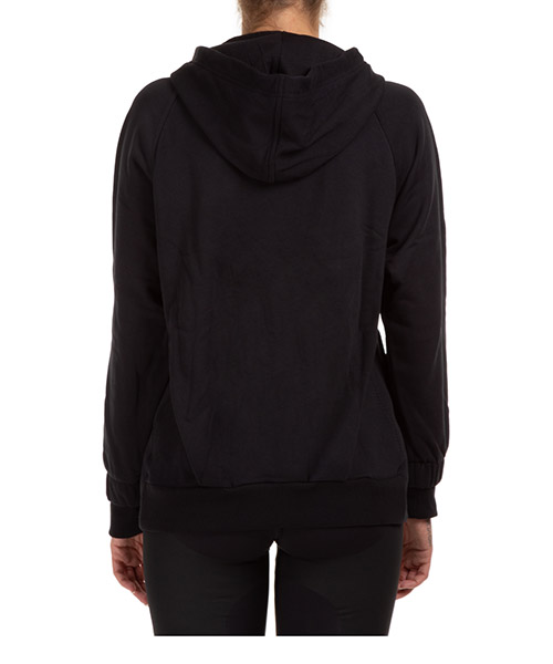 Damen sweatshirt kapuzen kapuzensweatshirt pulli essential secondary image