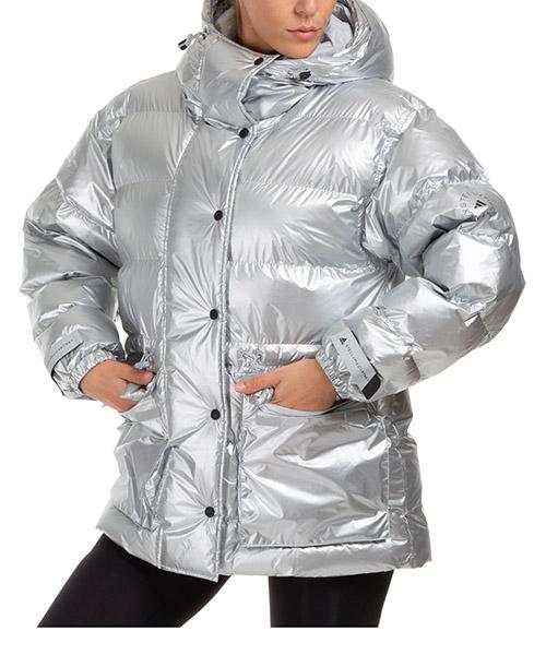 Chaquetas de invierno Adidas by Stella McCartney FU3608 argento