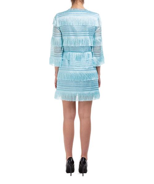 Vestito abito donna corto miniabito manica lunga capsule secondary image