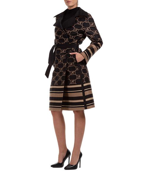 Coats Alberta Ferretti 1555A062866391555 marrone