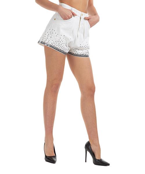 Shorts Alberta Ferretti j032616880002 bianco