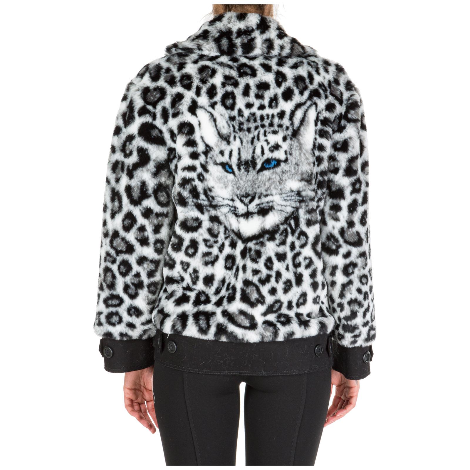 Faux fur jacket women  love me wild