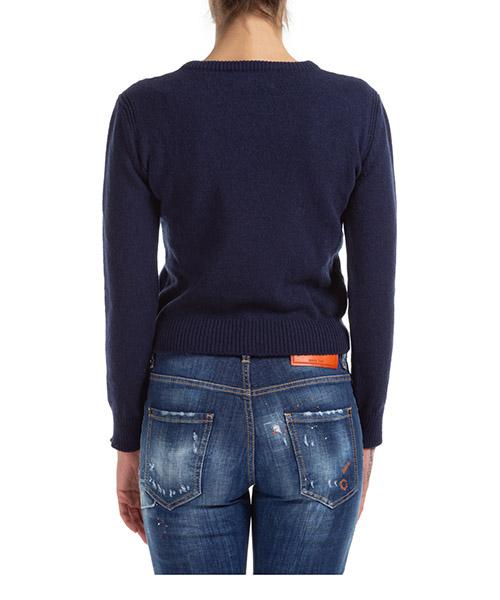 Suéter de cuello redondo sweater de mujer it s a wonderful world secondary image