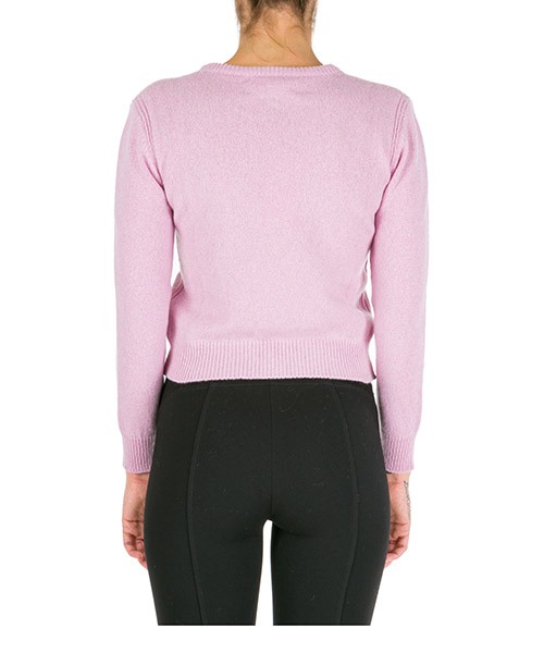 Damen pullover pulli rundhalsausschnitt rainbow week saturday secondary image