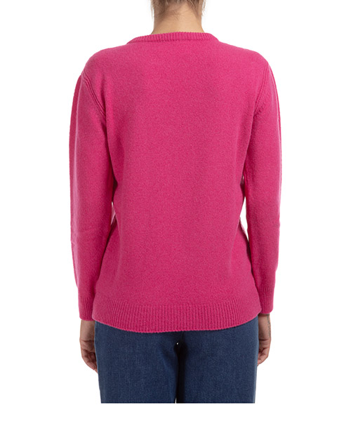Suéter de cuello redondo sweater de mujer life is passion capsule collection secondary image