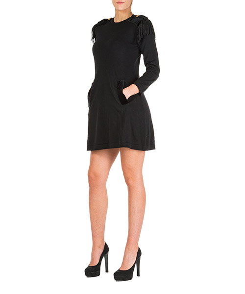 Mini dress Alberta Ferretti V049651000555 nero