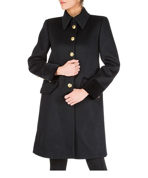 Пальто Alberta Ferretti v061351300555 nero