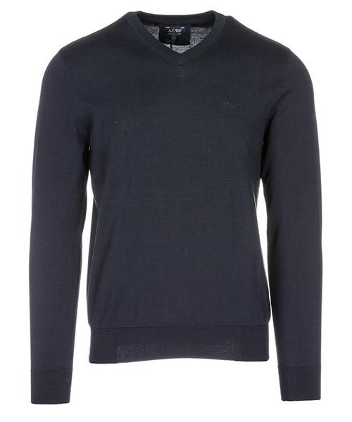 Maglione Armani Jeans 8N6MC76M11Z0559 blu