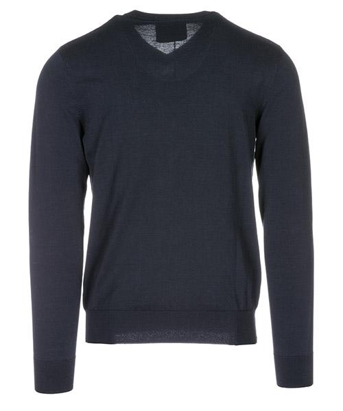 Maglione maglia uomo collo a v secondary image