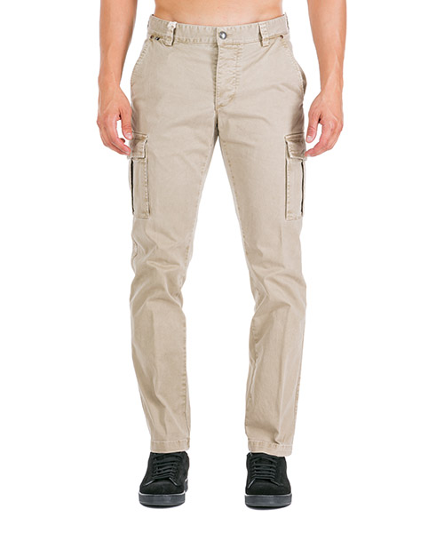 Trousers AT.P.CO BETA A191BETA03 TC101/T B beige040