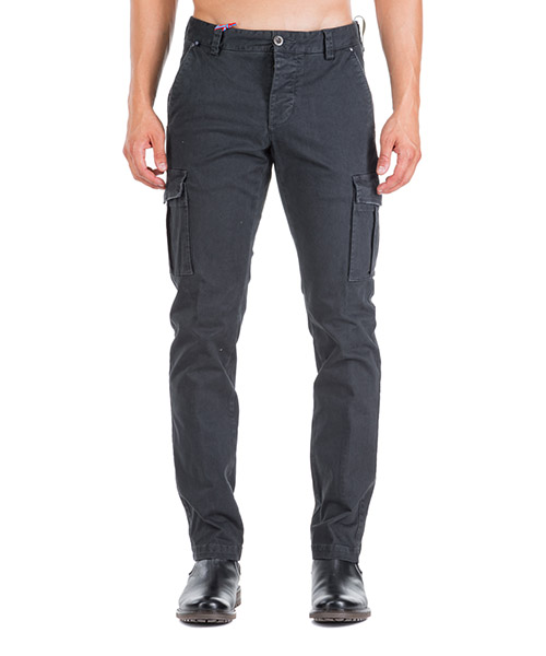Trousers AT.P.CO BETA A191BETA03 TC201/T D nero999