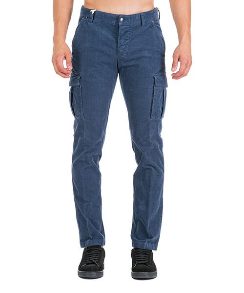Trousers AT.P.CO BETA A191BETA03 TC301/T B blu770