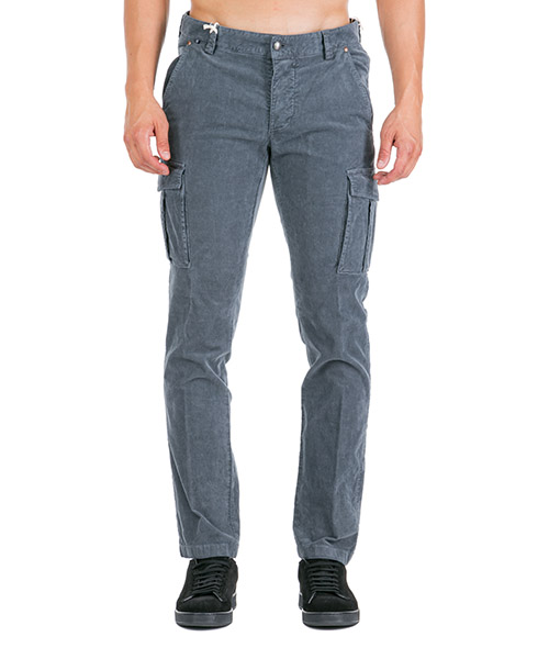 Trousers AT.P.CO BETA A191BETA03 TC301/T B nero980