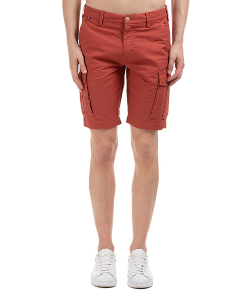Shorts AT.P.CO bill A201BILL334 TC914 B rosso370