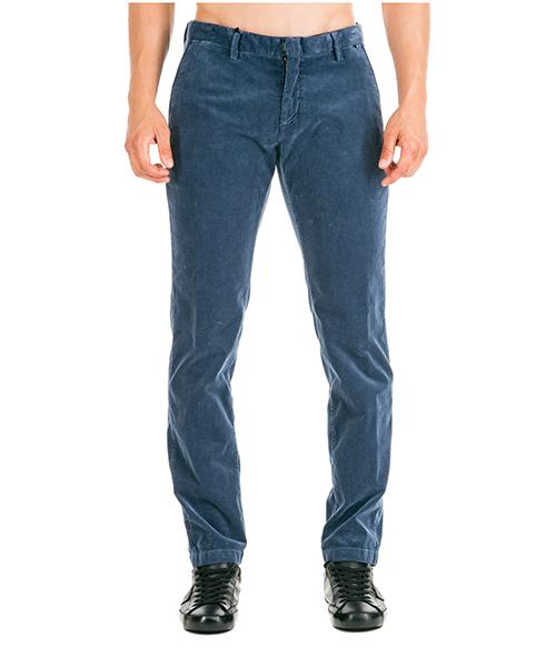 Pantalone AT.P.CO a191dan78 tc302t blu760