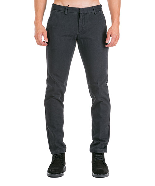 Pantalon AT.P.CO a191dan78 tc901t nero999