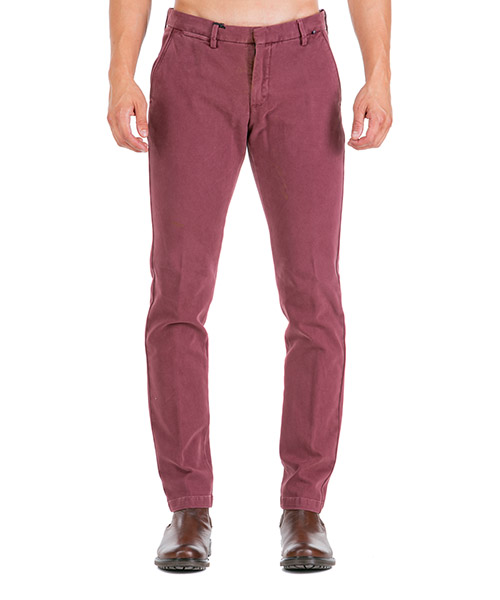 Pantalon AT.P.CO a191dan78 tc901t viola680