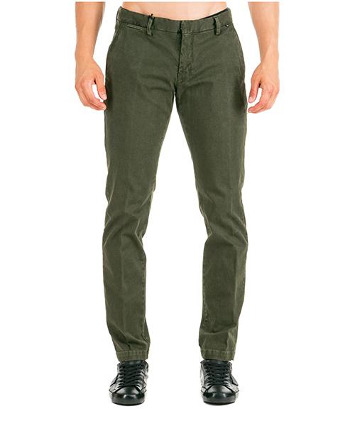 Pantalone AT.P.CO a191dan78 tc926t verde870