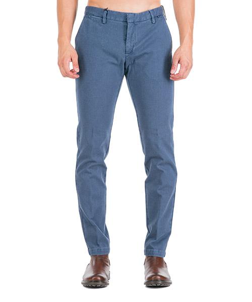 Pantalone AT.P.CO a191dan78 tf254t blu740