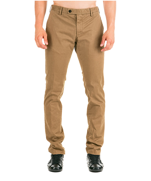 Hosen AT.P.CO jack a191jack02 tc101/t a beige060
