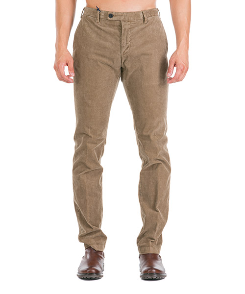 Trousers AT.P.CO JACK A191JACK02 TC301/T B beige060