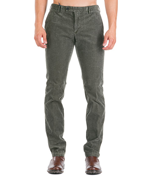 Trousers AT.P.CO JACK A191JACK02 TC301/T B verde880