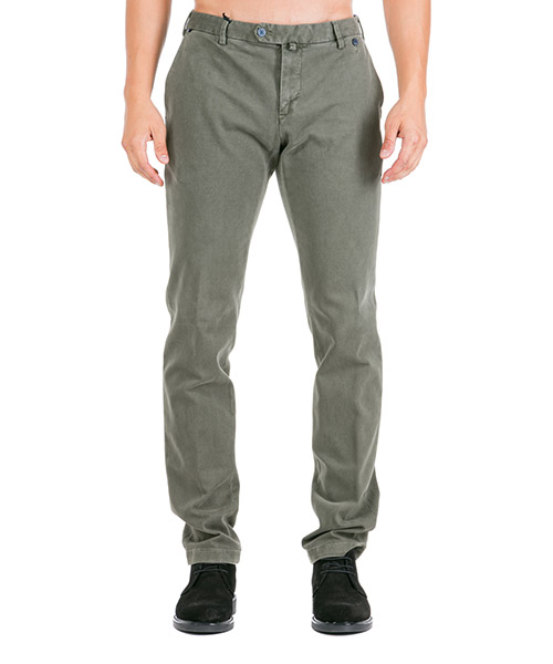 Pantalon AT.P.CO a191jack02 tc901ts8 verde870