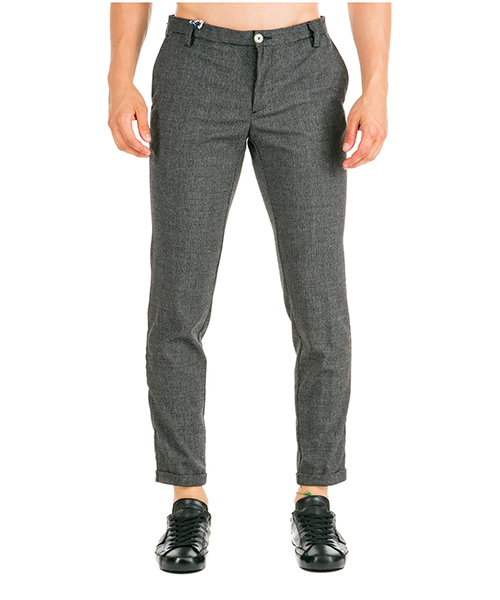 Pantalone AT.P.CO a191sasa45mag23 nero990