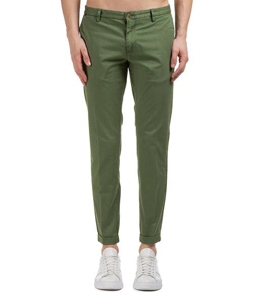 Trousers AT.P.CO SASA A201SASA45 TC202/T B verde860