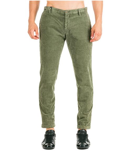 Pantalone AT.P.CO a191sasa45tc32123 verde860