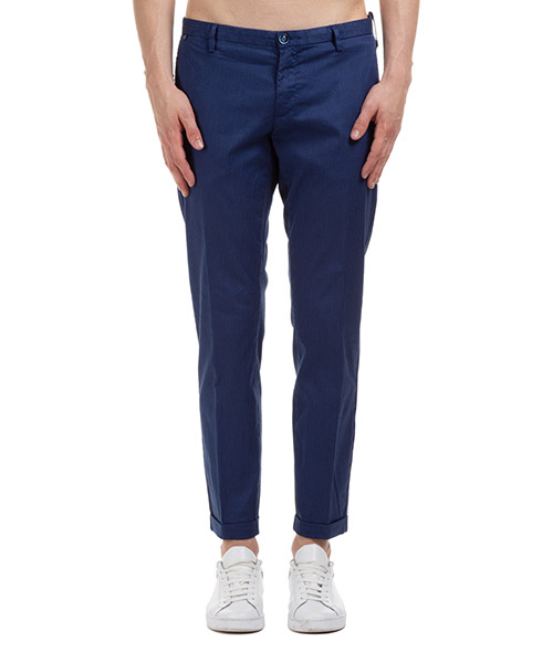Trousers AT.P.CO sasa A201SASA45 TC905/T B blu780