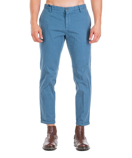 Trousers AT.P.CO sasa a191sasa45 tc906/t a blu760