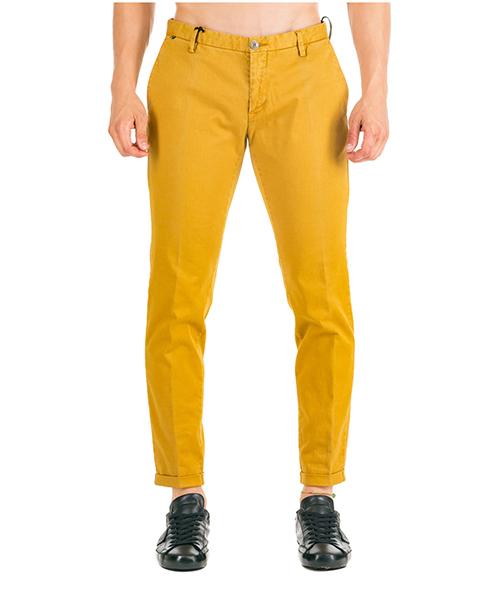 Pantalone AT.P.CO a191sasa45tc92523 giallo180