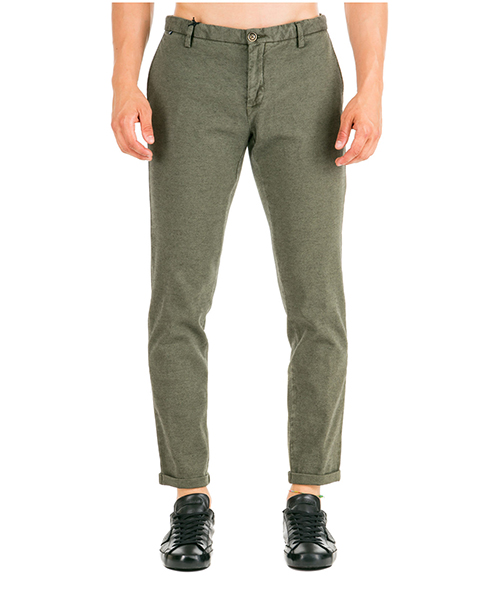 Pantalone AT.P.CO a191sasa45tf25323 verde860
