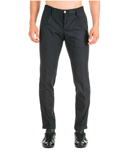 Pantalone AT.P.CO a191sasap353jul23 nero990
