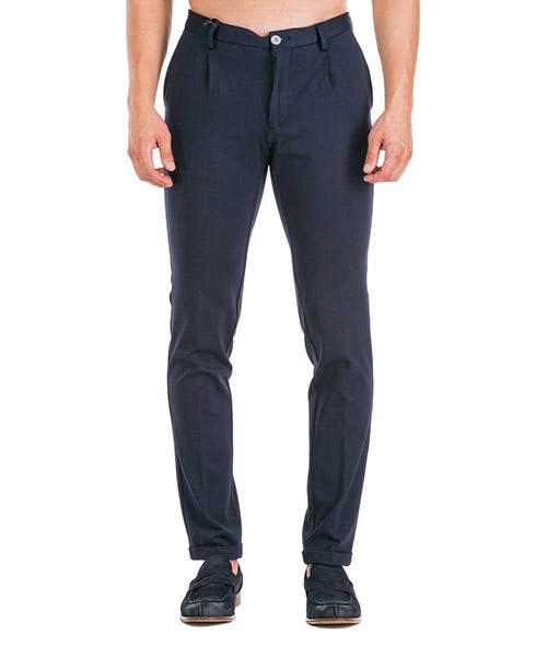 Pantalones AT.P.CO SASAP A191SASAP353 MASE blu790