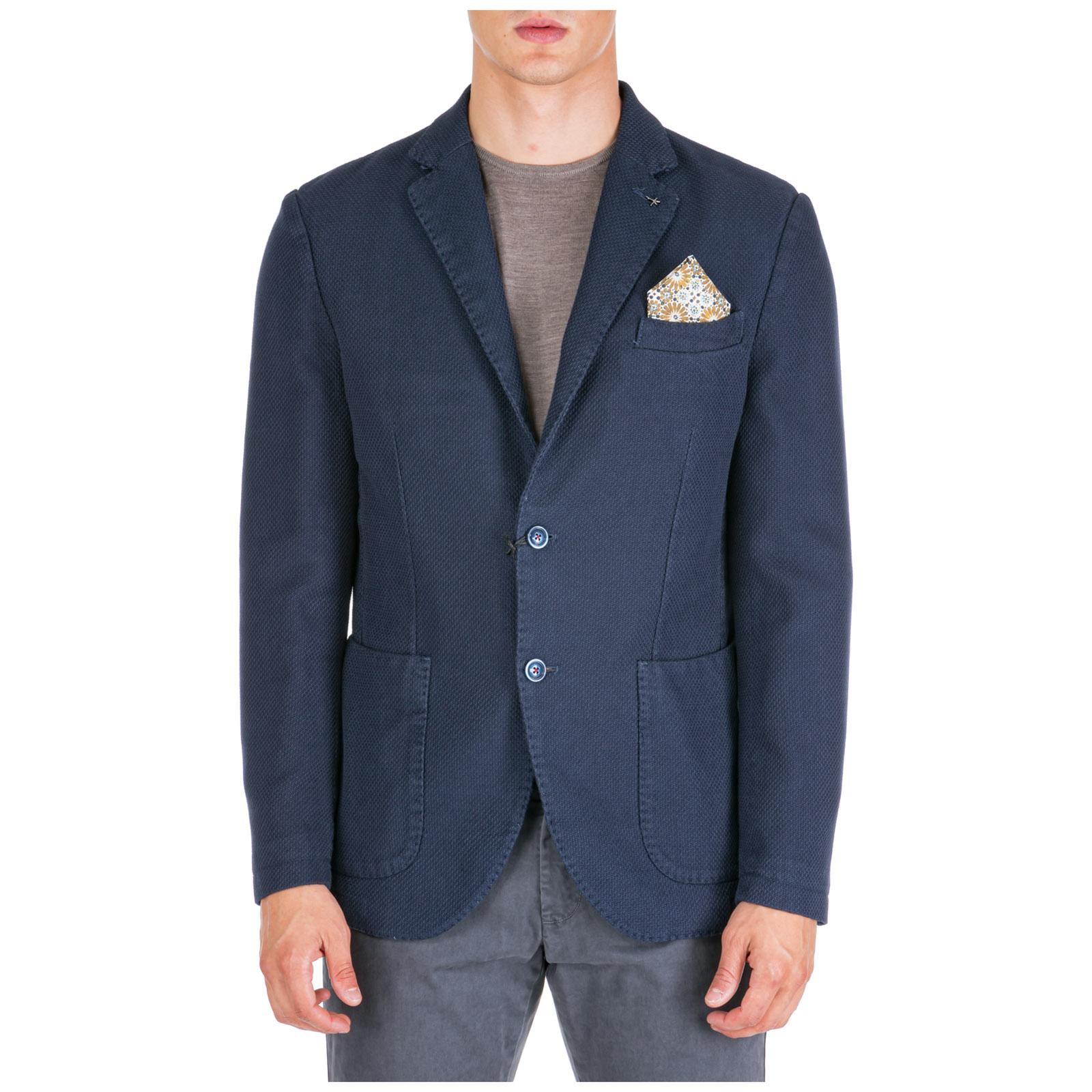 giacca classica uomo destinazione d'uso