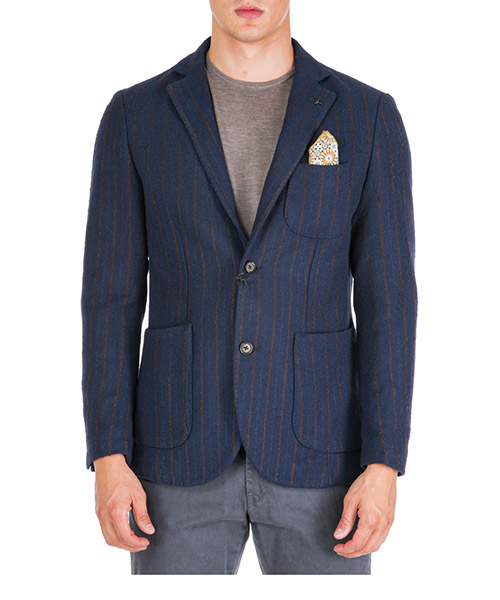Blazer AT.P.CO GEGE A192GEGE78 ORO blu780
