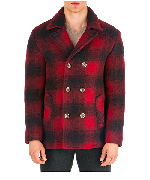 Cappotto AT.P.CO a193elvis530586102 rosso490