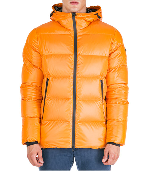 Winterjacke AT.P.CO A193ENRICO525 N012 arancio350