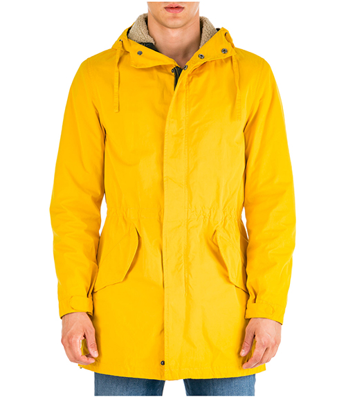 Winterjacke AT.P.CO A193RUSSEL522 NC001 giallo160