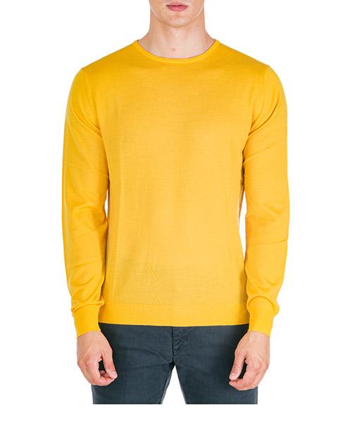 Pullover AT.P.CO A19401 EMP giallo160