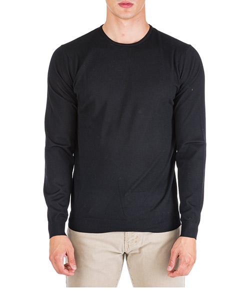 Sweater AT.P.CO A19401 EMP nero999