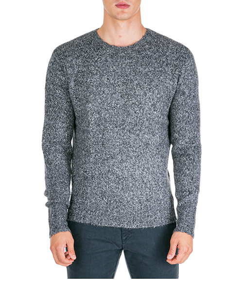 Jumper AT.P.CO A19454 WOOD nero990