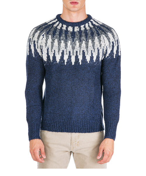 Jumper AT.P.CO a19470 wood blu790