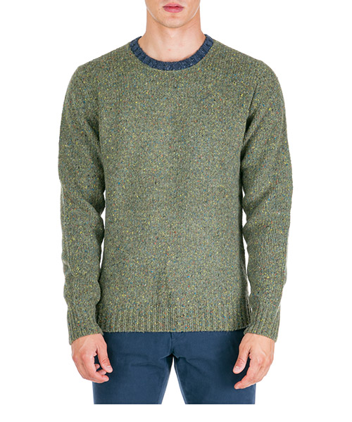 Jumper AT.P.CO A19472 CROFTER verde870