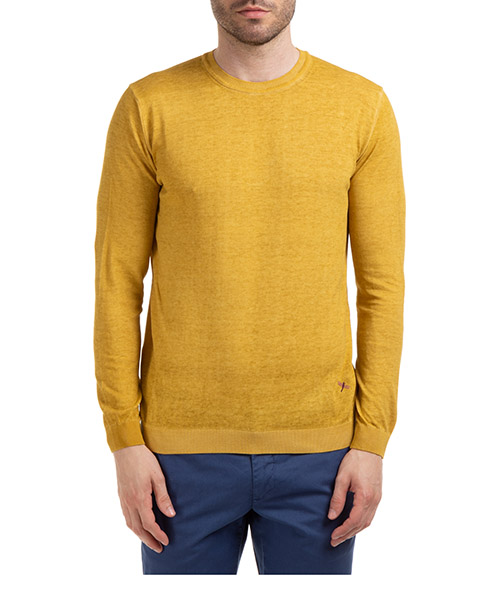 Pullover AT.P.CO a20479 m700 giallo160