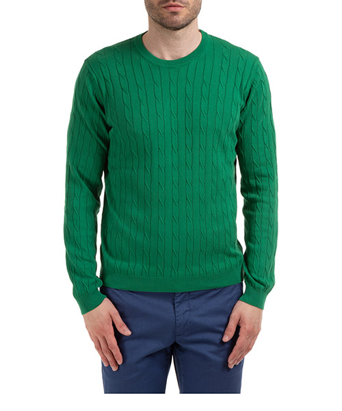 Sweater AT.P.CO A20481 M800 verde800