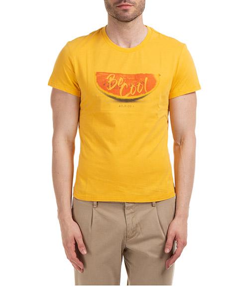 T-shirt AT.P.CO a205t02 ts02 arancio180