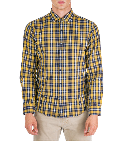 Shirt AT.P.CO carl a196carl sa17 giallo190